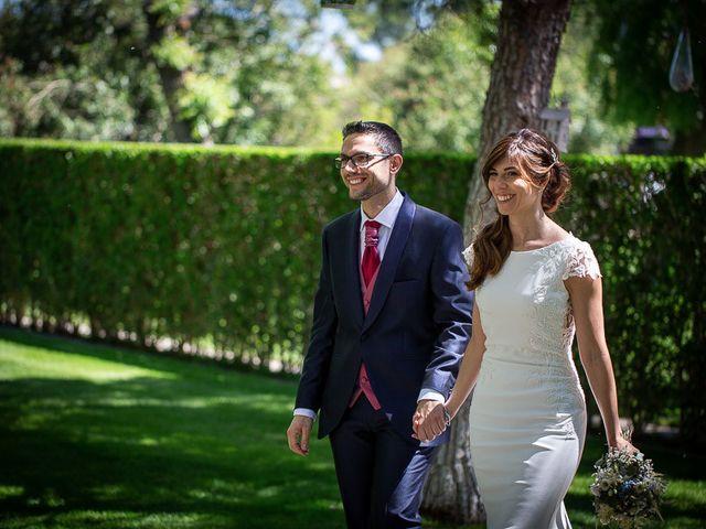 La boda de Raúl y Cristina en Alcalá De Henares, Madrid 18