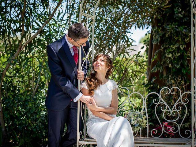 La boda de Raúl y Cristina en Alcalá De Henares, Madrid 21