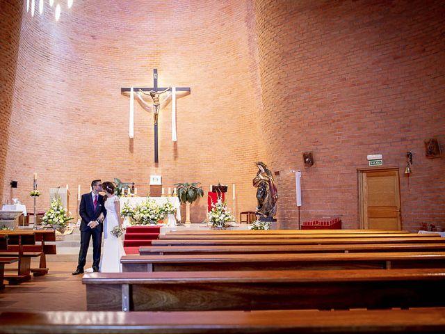 La boda de Raúl y Cristina en Alcalá De Henares, Madrid 22