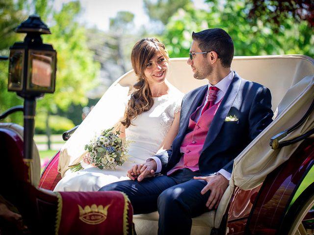La boda de Raúl y Cristina en Alcalá De Henares, Madrid 43