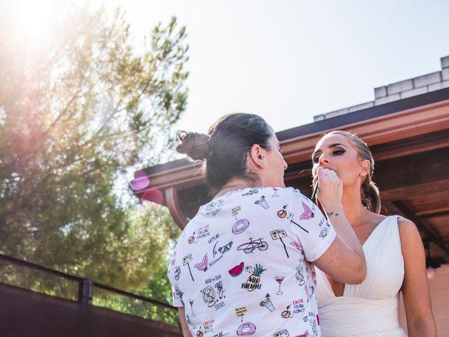 La boda de Pablo y May en Piedrabuena, Ciudad Real 13