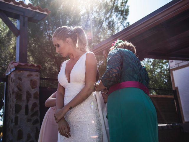 La boda de Pablo y May en Piedrabuena, Ciudad Real 15