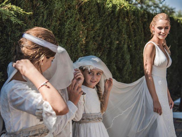 La boda de Pablo y May en Piedrabuena, Ciudad Real 20