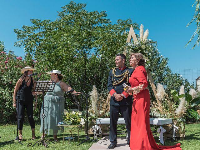 La boda de Pablo y May en Piedrabuena, Ciudad Real 27