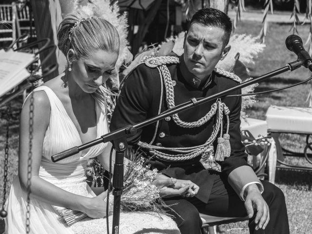 La boda de Pablo y May en Piedrabuena, Ciudad Real 33