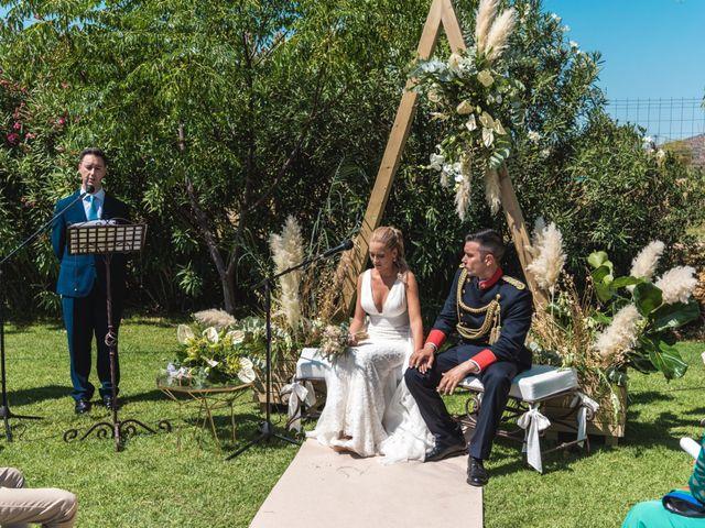 La boda de Pablo y May en Piedrabuena, Ciudad Real 34
