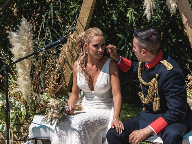 La boda de Pablo y May en Piedrabuena, Ciudad Real 35