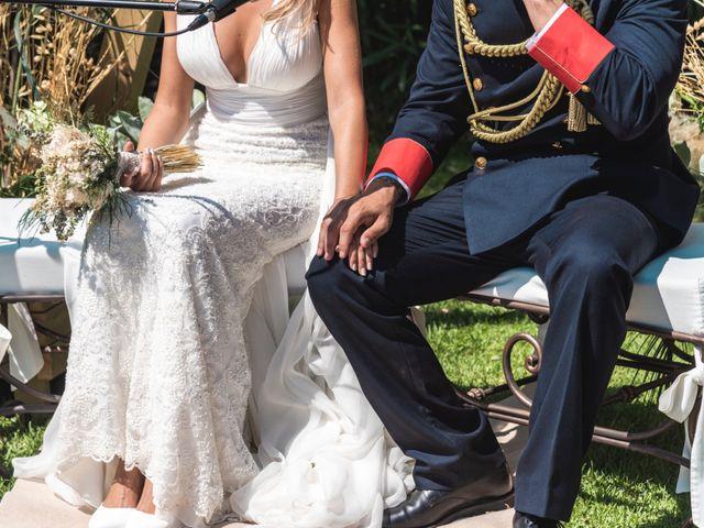 La boda de Pablo y May en Piedrabuena, Ciudad Real 36