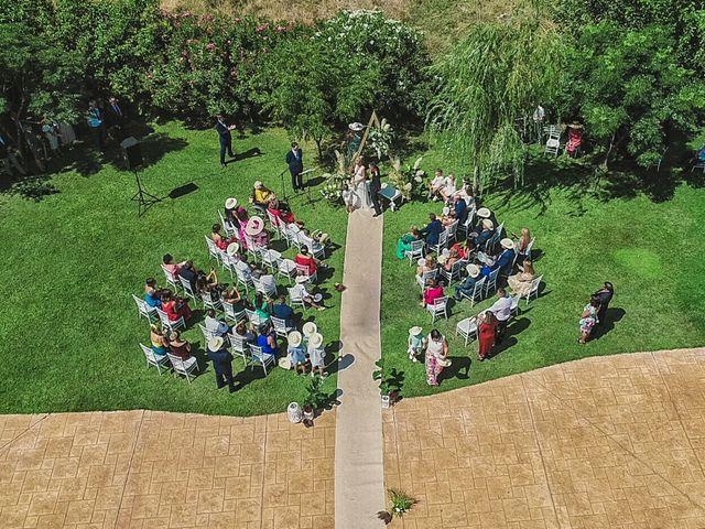 La boda de Pablo y May en Piedrabuena, Ciudad Real 38