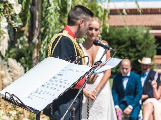 La boda de Pablo y May en Piedrabuena, Ciudad Real 40