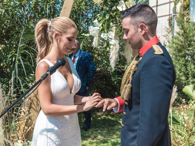 La boda de Pablo y May en Piedrabuena, Ciudad Real 41