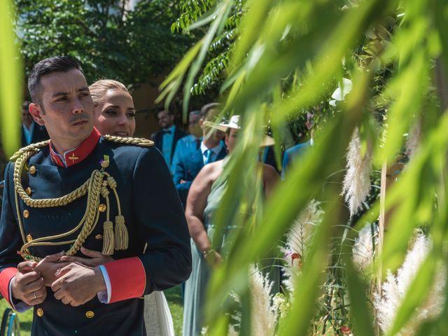 La boda de Pablo y May en Piedrabuena, Ciudad Real 42