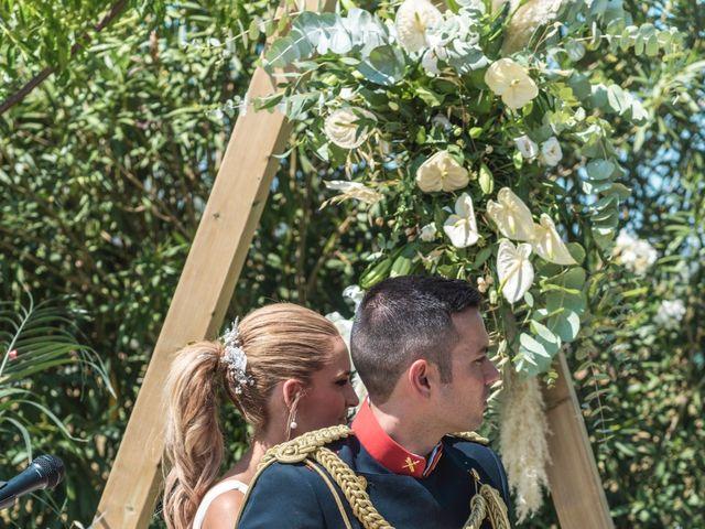 La boda de Pablo y May en Piedrabuena, Ciudad Real 43