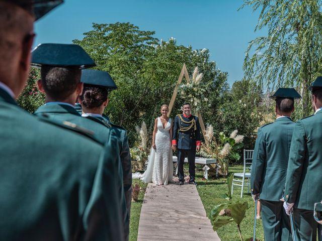 La boda de Pablo y May en Piedrabuena, Ciudad Real 44
