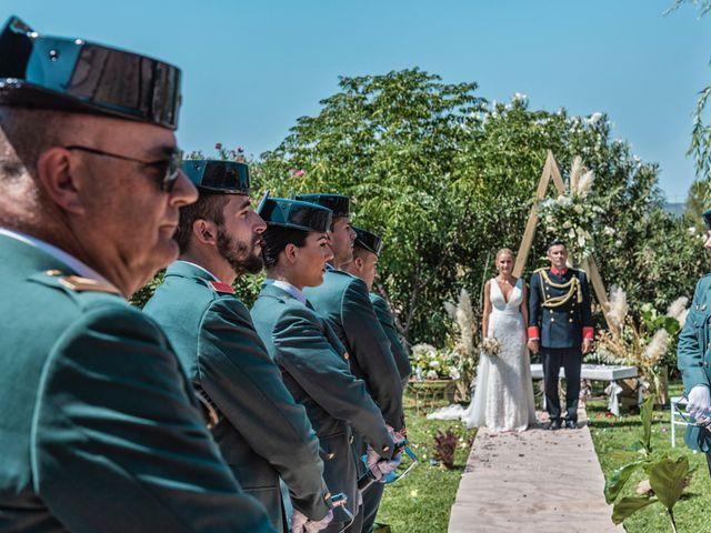 La boda de Pablo y May en Piedrabuena, Ciudad Real 45