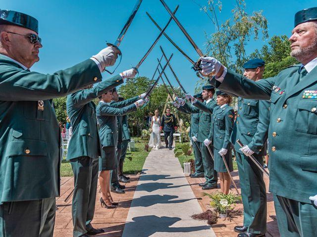 La boda de Pablo y May en Piedrabuena, Ciudad Real 46