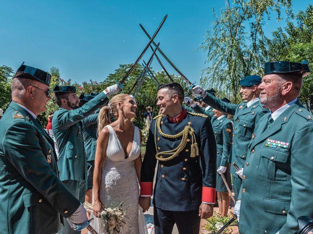 La boda de Pablo y May en Piedrabuena, Ciudad Real 47