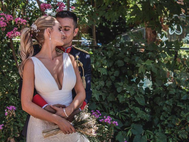 La boda de Pablo y May en Piedrabuena, Ciudad Real 53