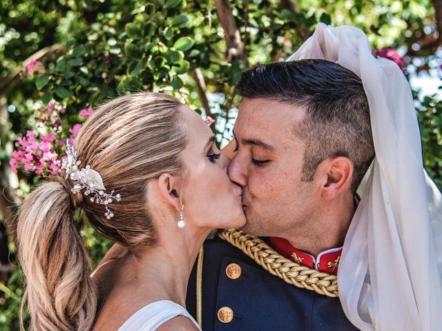 La boda de Pablo y May en Piedrabuena, Ciudad Real 54