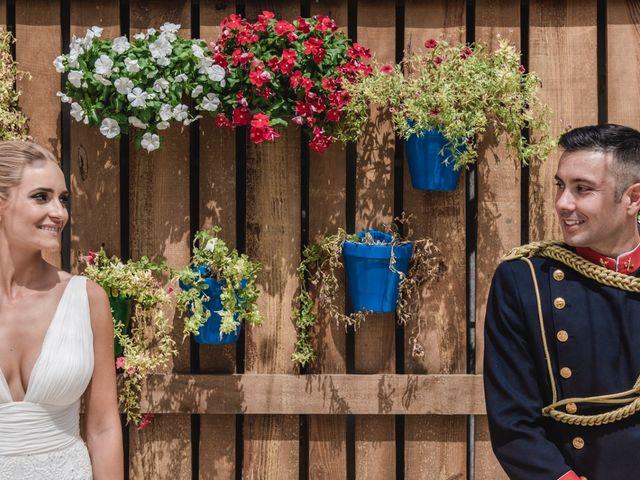 La boda de Pablo y May en Piedrabuena, Ciudad Real 55