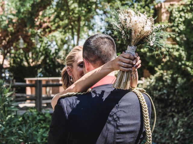 La boda de Pablo y May en Piedrabuena, Ciudad Real 57