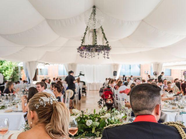 La boda de Pablo y May en Piedrabuena, Ciudad Real 60