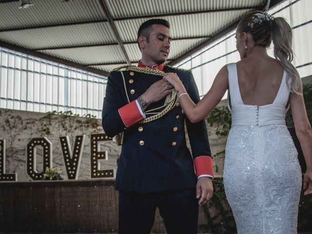 La boda de Pablo y May en Piedrabuena, Ciudad Real 67