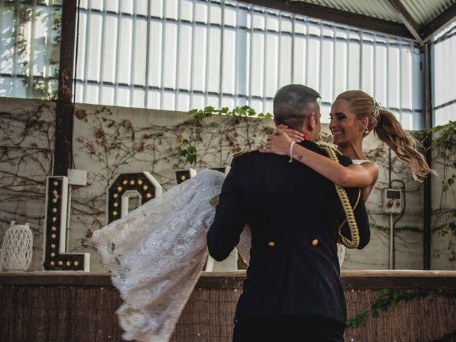La boda de Pablo y May en Piedrabuena, Ciudad Real 70