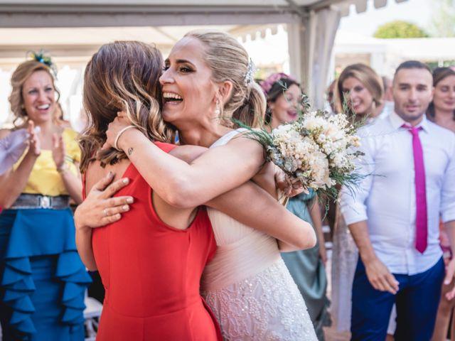 La boda de Pablo y May en Piedrabuena, Ciudad Real 73