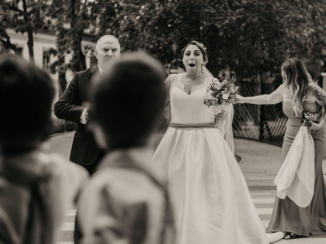 La boda de Pablo y Victoria en Cubas De La Sagra, Madrid 34