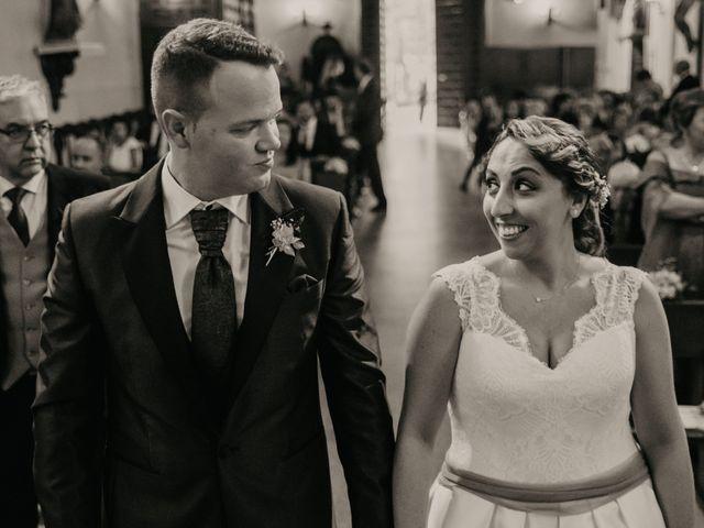 La boda de Pablo y Victoria en Cubas De La Sagra, Madrid 38