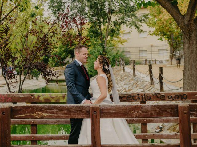 La boda de Pablo y Victoria en Cubas De La Sagra, Madrid 43
