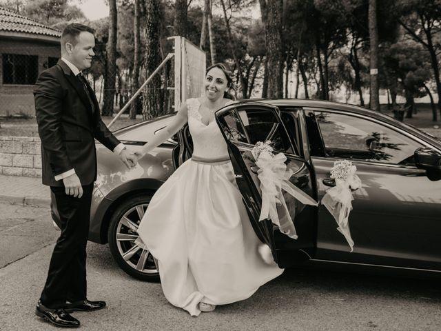 La boda de Pablo y Victoria en Cubas De La Sagra, Madrid 45
