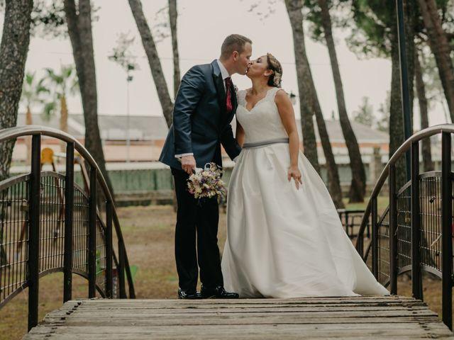 La boda de Pablo y Victoria en Cubas De La Sagra, Madrid 46