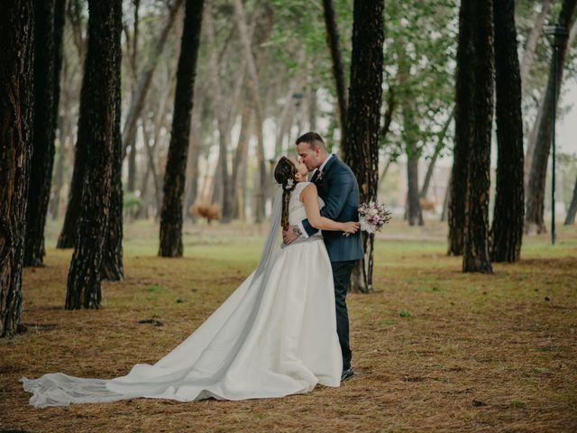 La boda de Pablo y Victoria en Cubas De La Sagra, Madrid 50