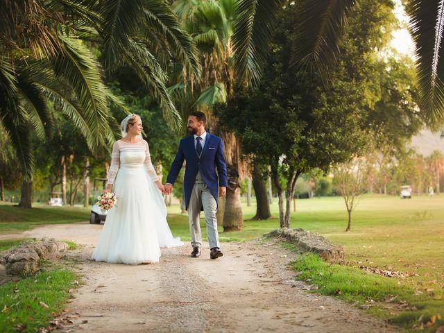 La boda de Lourdes y Andrés