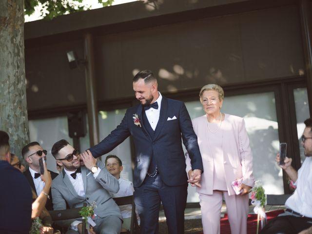 La boda de Sheila y Agus en Caldes De Montbui, Barcelona 13