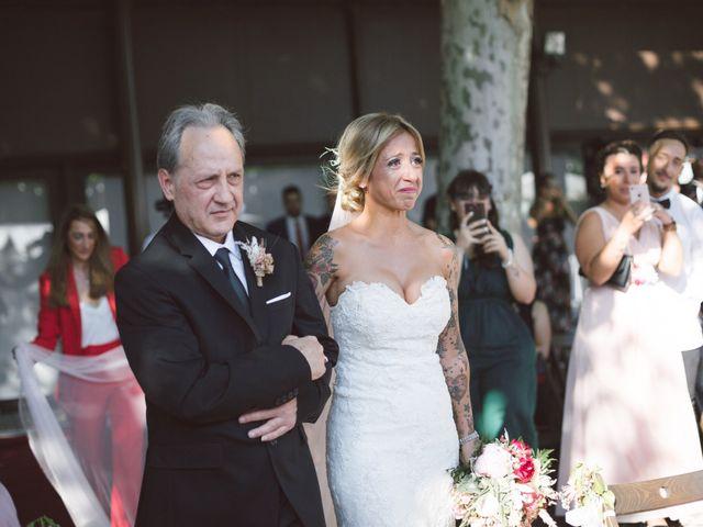 La boda de Sheila y Agus en Caldes De Montbui, Barcelona 15