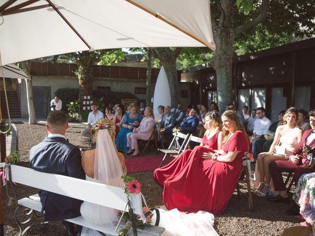 La boda de Sheila y Agus en Caldes De Montbui, Barcelona 17