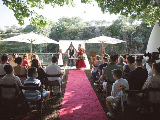 La boda de Sheila y Agus en Caldes De Montbui, Barcelona 18