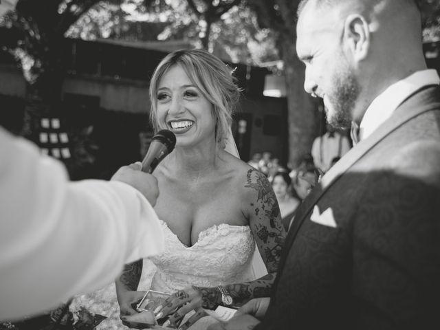 La boda de Sheila y Agus en Caldes De Montbui, Barcelona 19