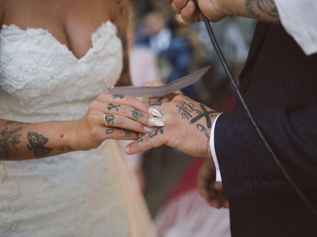 La boda de Sheila y Agus en Caldes De Montbui, Barcelona 20