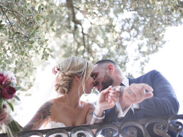 La boda de Sheila y Agus en Caldes De Montbui, Barcelona 28
