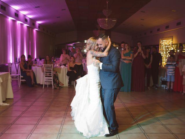 La boda de Sheila y Agus en Caldes De Montbui, Barcelona 30