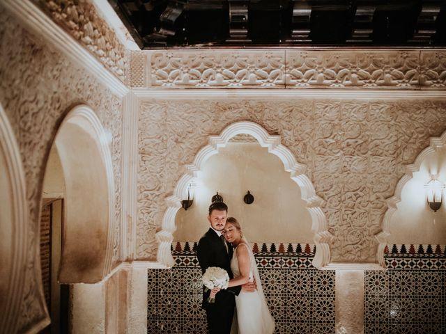 La boda de Álvaro y Marta en Valladolid, Valladolid 33