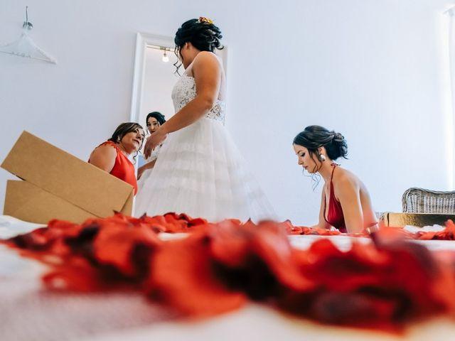 La boda de Dani y Alba en Sant Quirze Safaja, Barcelona 20