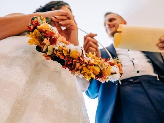 La boda de Dani y Alba en Sant Quirze Safaja, Barcelona 23