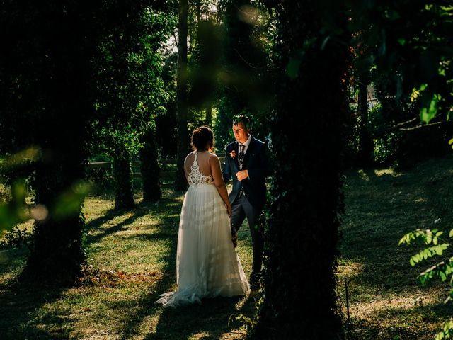 La boda de Dani y Alba en Sant Quirze Safaja, Barcelona 31