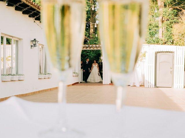 La boda de Dani y Alba en Sant Quirze Safaja, Barcelona 34