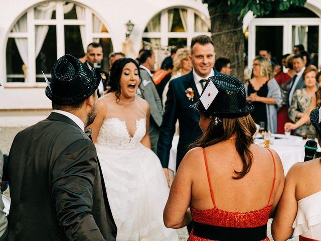 La boda de Dani y Alba en Sant Quirze Safaja, Barcelona 38